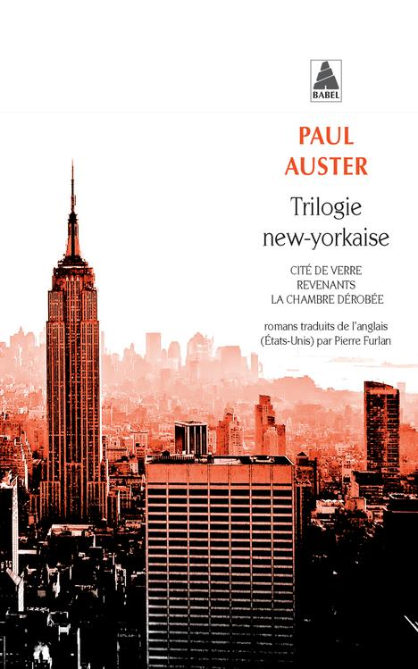 TRILOGIE NEW-YORKAISE (BABEL) - NM